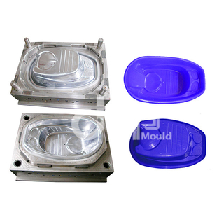 Plastic Injection Baby Use Bath tub Mould