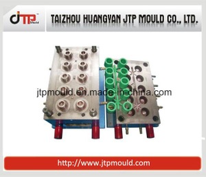 PP, PVC, PPR And Other 10 Cavity Plastic Pipe Cold Gate Mold