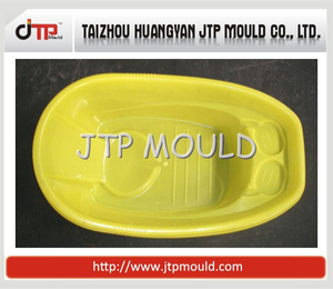 OEM with No Backboard Plastic Baby Bath Tub Mould