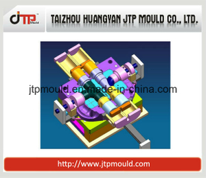 Customized Standard Plastic Tee Pipe Fitting Mould