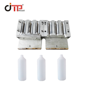 2 Cavities of High Quality Plastic Blowing Bottle Mould