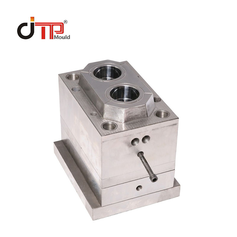 PP Material 2 Cavities P20 Mould Steel Plastic Injection Water Cup Mould