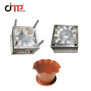 P20 Household Plastic Injection Round Flower Pot Mould