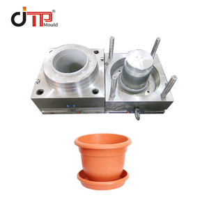 PP Material Household Plastic Injection Flower Pot Mould