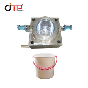 P20 Big Capacity Cold Runner Plastic Bucket Mould