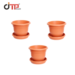 HDPE Round Shape Plastic Flower Pot Mould