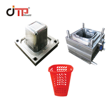 Newly Design Factory Custom good quality Plastic Injection Square Laundry Basket Mould
