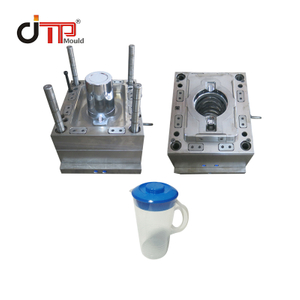 PP Material Hot Runner Plastic Injection Water Jug Mould