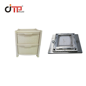 Newly OEM Fancy Plastic Drawer Mould