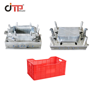 Injection Plastic Crate Storage Mould