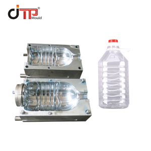 1 Cavity 5L Cooking Oil Bottle Plastic Blowing Mould