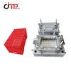 High Quality Stackable Customized Plastic Injection Crate Mould