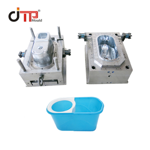 Customized cheap price high quality Injection Plastic Mop Bucket Mould