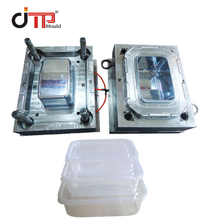 Factory Custom Plastic Injection Hot Selling Square Food Container Mould