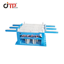 High quality 9 Feet Stackable Single Deck Plastic Pallet Mould