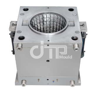 2020 Newly High Quality Plastic Laundry Basket Mould